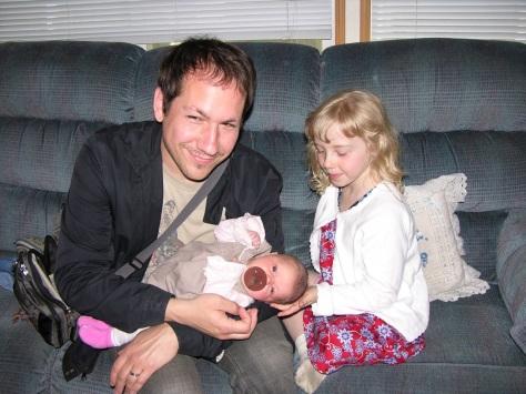 Raymond, Abby, Zoë